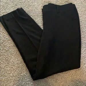 Loft Marisa straight pants size 6